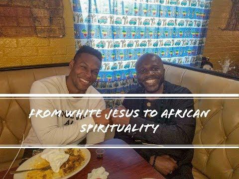 From White Jesus To African Spirituality, Amare's Spiritual Journey w/ Amare Amiri