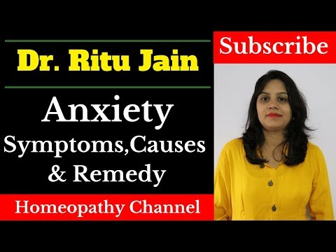 Anxiety ,Symptoms, Causes and Treatment – घबराहट विकार या ऐंगज़ाइटी – Depression & Anxiety