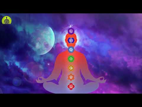 """Aura Cleansing & Boost Positive Energy"" Meditation Music, Remove Mental Blockages, Chakra Healing"