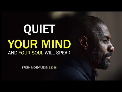 STOP WORRYING | Anxiety Relief Speech feat Les Brown, Alan Watts and Tom O'bedlam