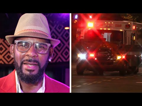 R Kelly HOSPITALIZED For Anxiety Attacks After Lifetime Docuseries! Is Kell's Done?