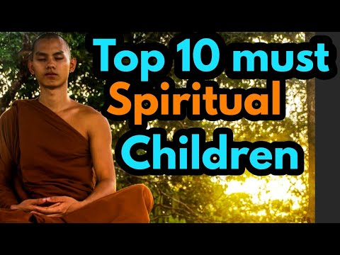 Top 10 for Spirituality in children || Ashish Shukla from Deep Knowledge