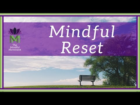 Short Mindfulness Meditation–Reduce Stress and Anxiety in 6 Minutes
