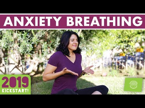 Breathing Exercises for Anxiety #kickstart2019