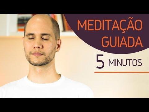 Meditação Guiada 5 minutos | Mindfulness | Semana da Meditação