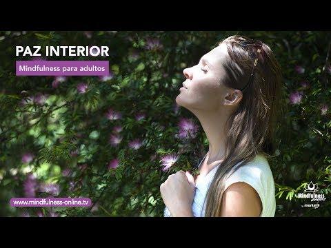 PAZ interior | Como alcanzar la paz interna | Mindfulness Online