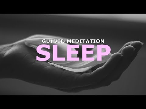Guided meditation deep sleep & Relaxation, clear your mind to fall asleep fast hypnosis